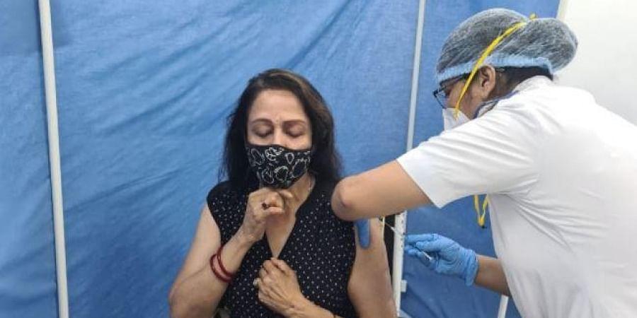 Hema Malini Vaccine