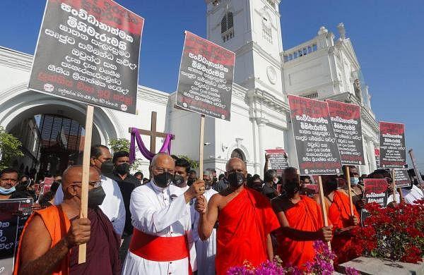 Sri Lanka Catholics mark 'Black Sunday' for Easter victims