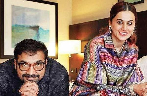 Taapsee Pannu, Anurag Kashyap speak after raids, resume shooting for Dobaaraa