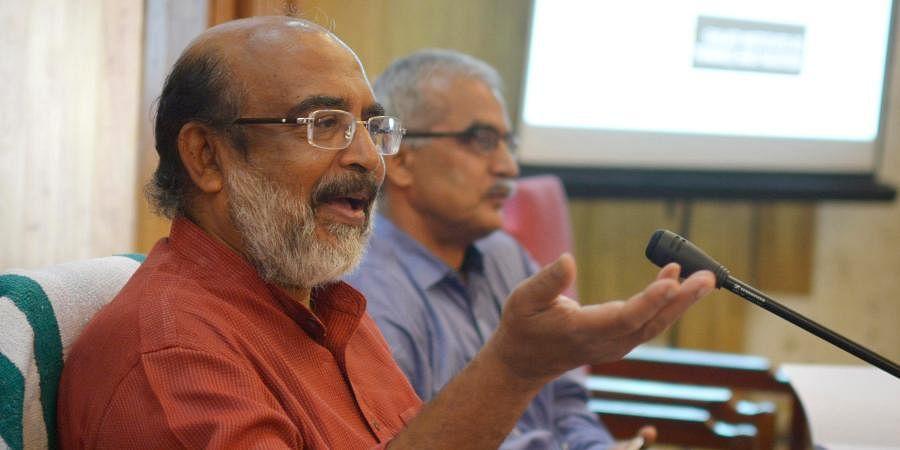 Kerala Finance Minister Thomas Issac