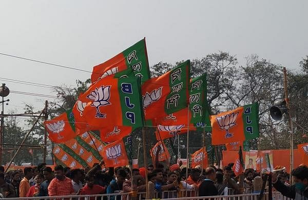 BJP's central observers submit report tohigh command overparty's crisis in Uttarakhand