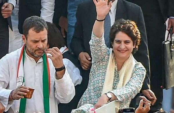 Women capable of creating history, future with formidable grace: Rahul Gandhi