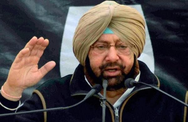 COVID-19: Amid Central team's visit in Punjab, Amarinder seeks review of vaccine strategy