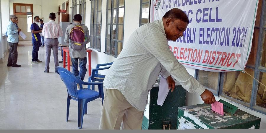 Assam elections 2021