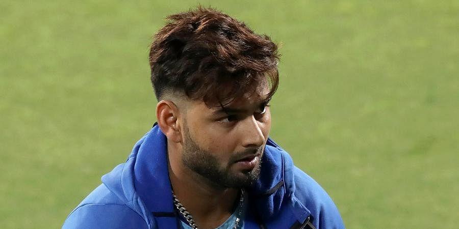 Indian wicketkeeper Rishabh Pant