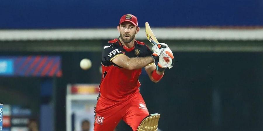 Glenn Maxwell of Royal Challengers Bangalore. (Photo   IPL)