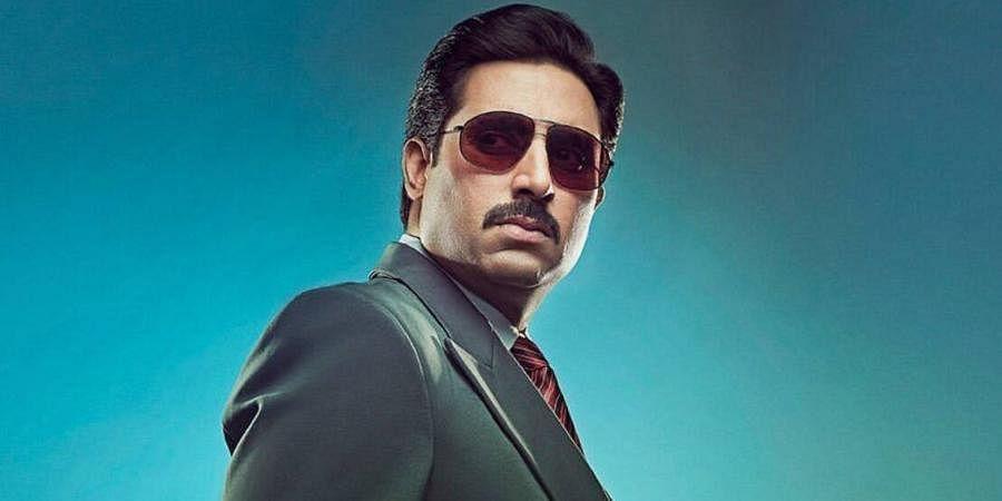 A still from Abhishek Bachchan-starrer 'The Big Bull'.