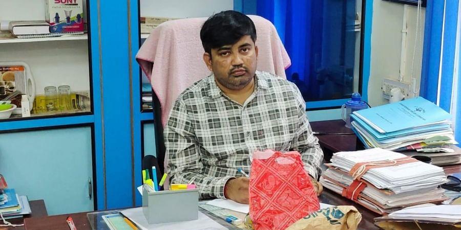 Chawan Shyam Sunder Naik