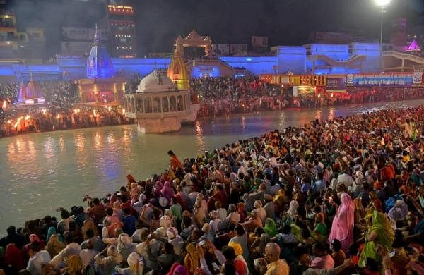 Kumbh 2021: Difficult to ensure social distancing during second shahi snan, says official