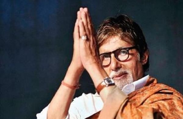 Amitabh Bachchan celebrates 30 years of 'Ajooba'