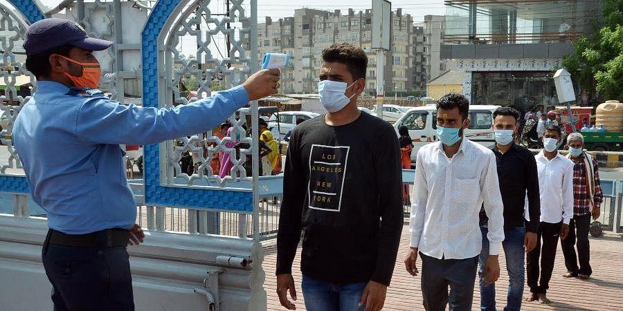 Uttar Pradesh coronavirus
