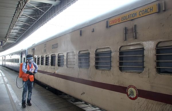 Railways' COVID isolation coaches are back, this time in Maharashtra