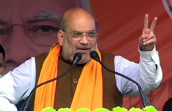 TMC, Congress, Left depend on 'outsiders'; BJP chief minister in Bengal will be 'son of soil': Amit Shah