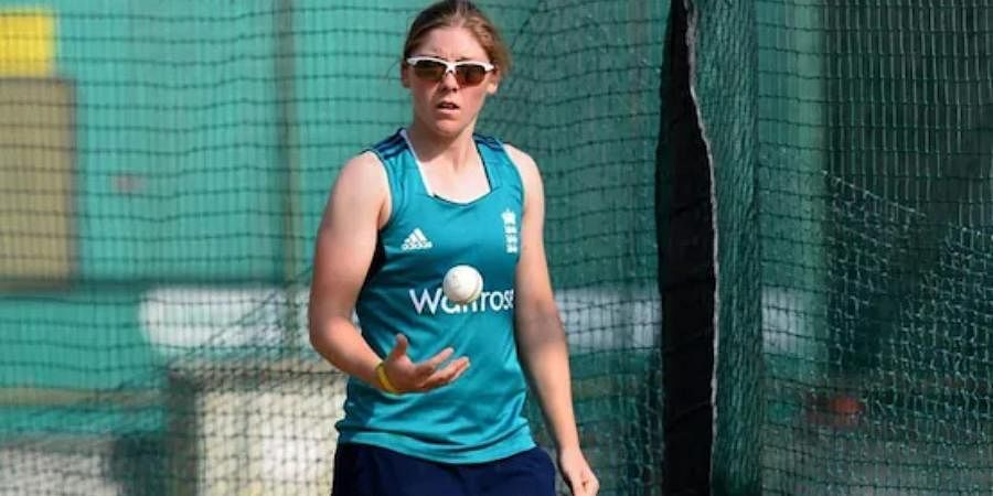 England skipper Heather Knight