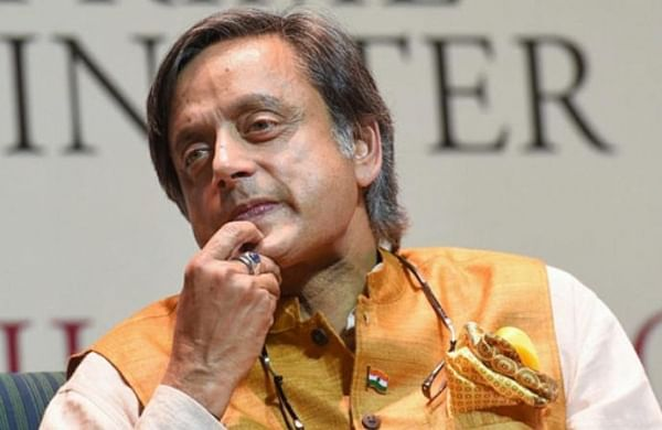 Disrespect shown must be addressed diplomatically: Shashi Tharoor on US Navy's operation in India's EEZ