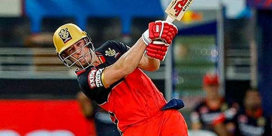 RCB wicketkeeper-batsman AB de Villiers