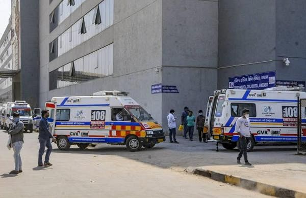 Gujarat sees record 9,541 COVID-19 cases; 97 deaths also single-day peak