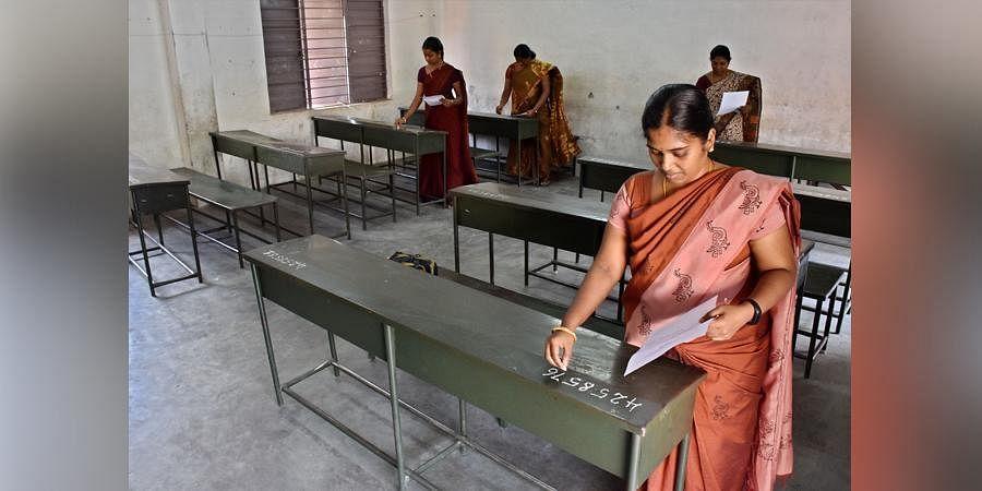 school teachers, exams