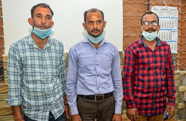 Three held for black marketing Remdesvir injections in Kanpur