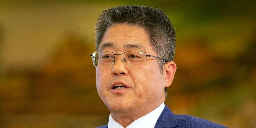 Chinese Vice Minister of Foreign Affairs Le Yucheng