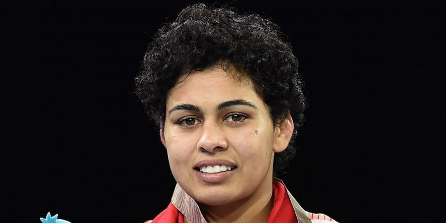 Wrestler Pooja Dhanda
