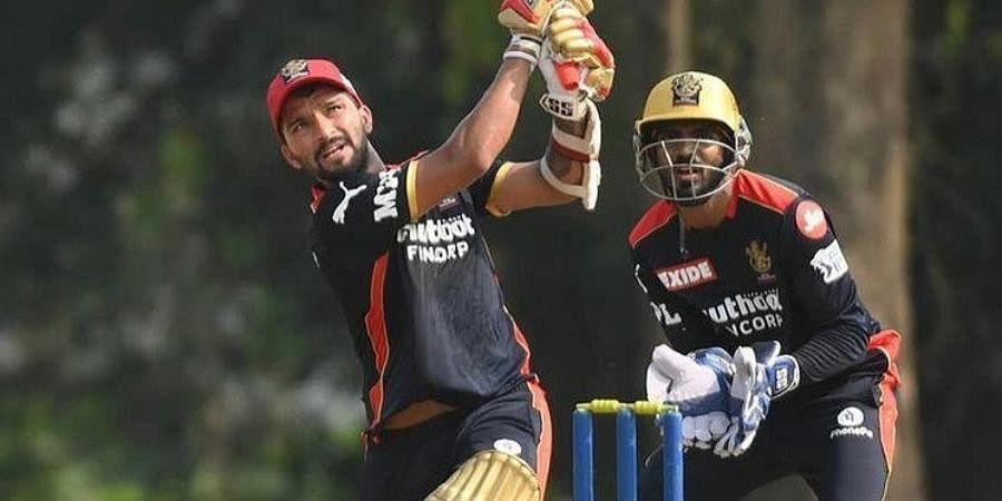 RCB batsman Rajat Patidar