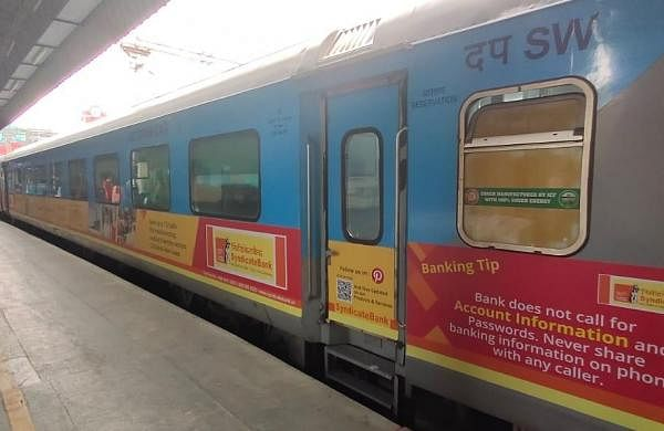 newindianexpress.com - S Lalitha - Bengaluru Railway Division to open up advertising on mirrors in trains