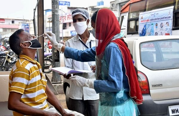 Maharashtra reports over 67,000 new coronavirus cases, highest so far