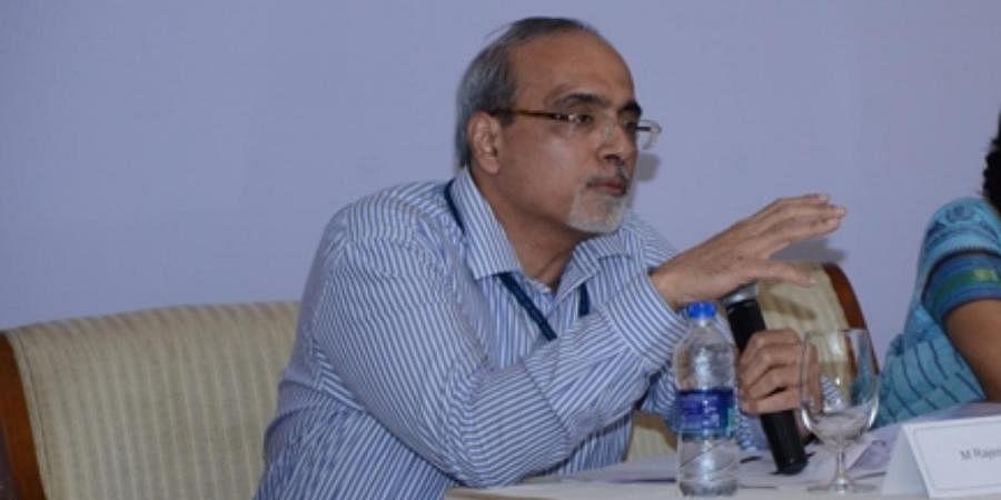 RBI deputy governor MRajeshwar Rao