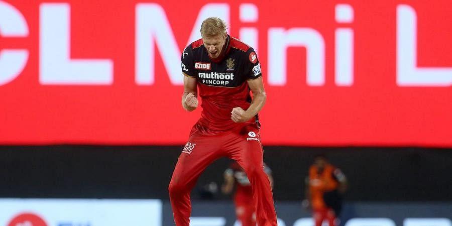 Having likes of AB de Villiers, Virat Kohli reduces pressure on me: RCB bowler Kyle Jamieson- The New Indian Express