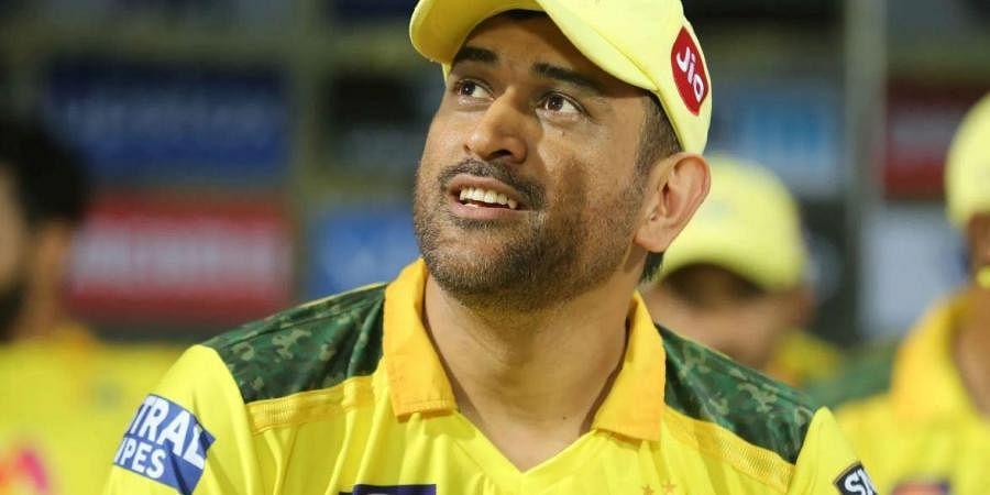 MS Dhoni captain of Chennai Super kings. (Photo | IPL)