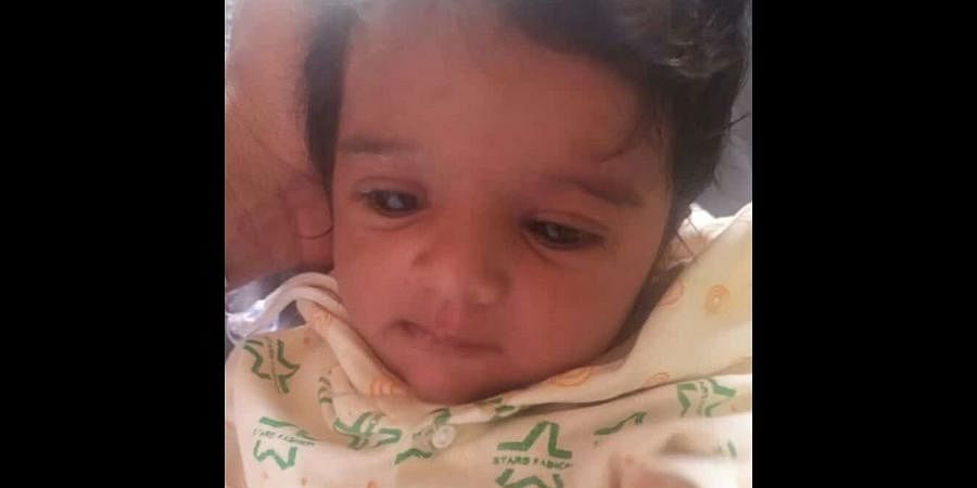 Syed had been telling his wife that they could sell the child for a good amount and purchase whatever they needed.