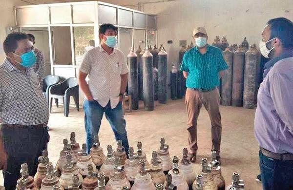 Oxygen shortage: sixdie in Madhya Pradesh, Biharhospital chief drops letter bomb