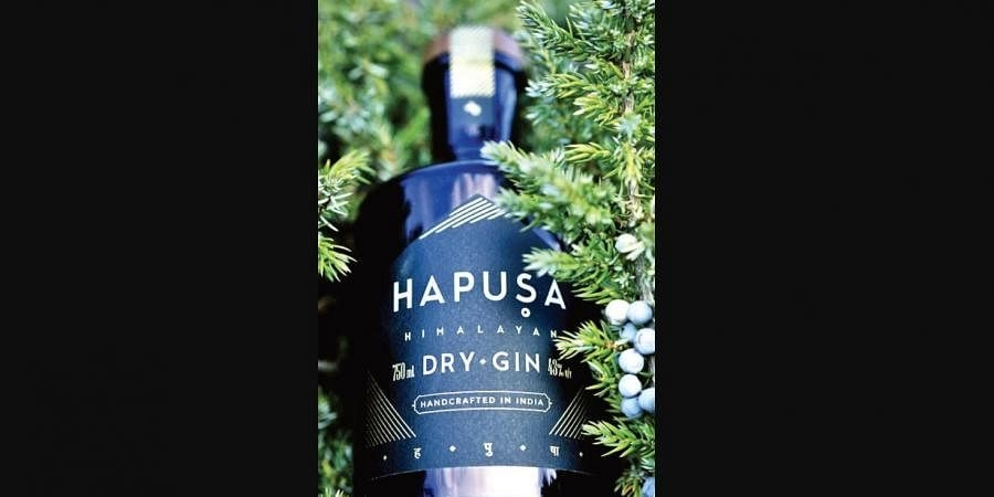 The latest gin brand to enter Bengaluru is Hapusa, world's first Himalayan dry gin, a product of Nao Spirits and Beverages.