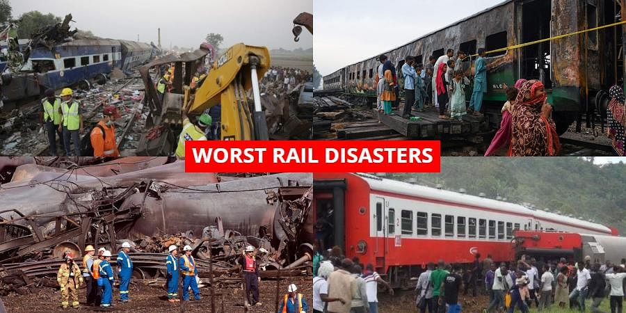 With dozens dead after a packed train derailed inside a tunnel in Taiwan, we look back on some of the worst rail disasters of the last 10 years.