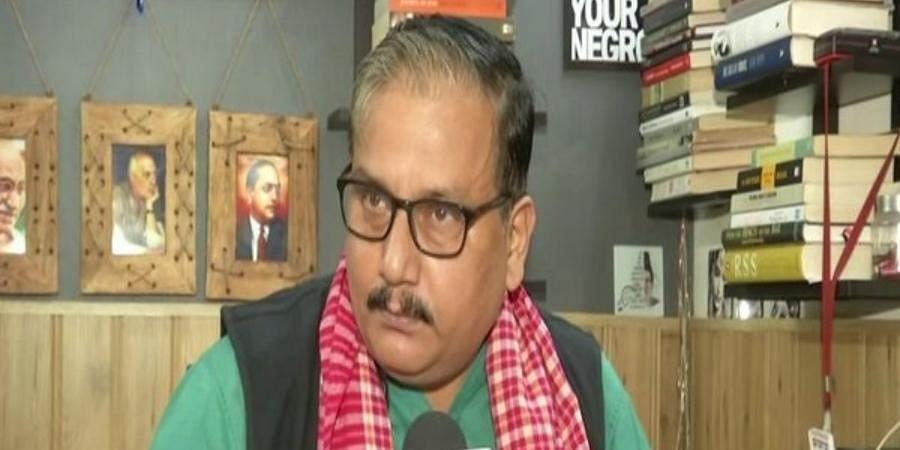 RJD MP Manoj Jha