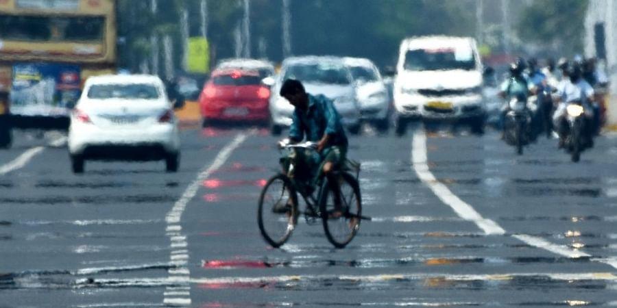 Summer, heatwave, Chennai