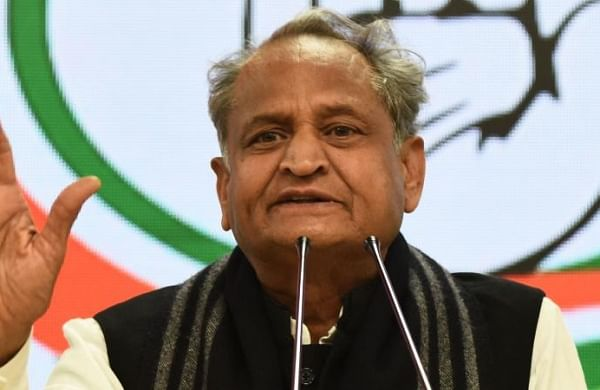 'Centre should ensure adequate availability of vaccines': Gehlot amid Rajasthan's worsening COVID situation