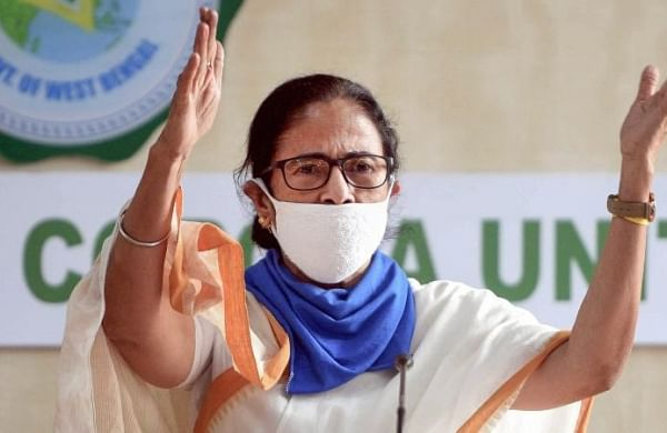 BJP seeks action against Mamata for statement 'amounting to incite mutiny in CAPF'