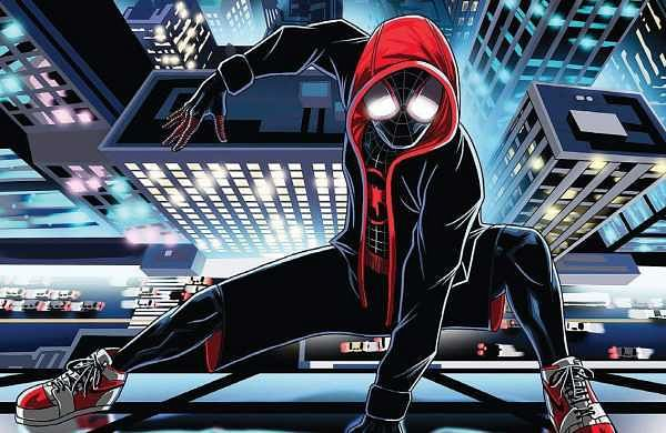 'Spider-Man: Into The Spider-Verse' sequel unveils directing team