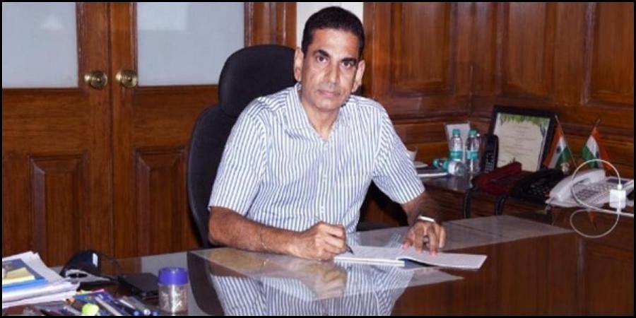 Brihanmumbai municipal commissioner Iqbal Singh Chahal