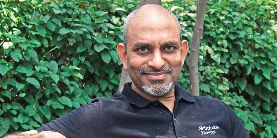 Poultry magnate Suresh Chitturi