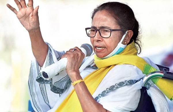 Mamata slams Centre, says second Covid-19 wave 'Modi-made disaster'