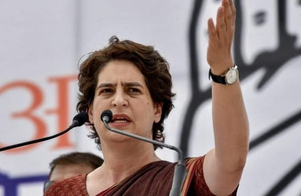 'Centre can speak to ISI but not Opposition leaders': Priyanka Gandhi on Modi government's COVID strategy
