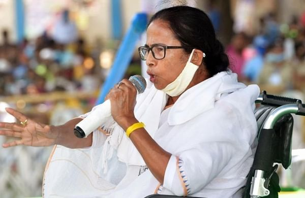 Bengal CM Mamata Banerjee slams BJP government over COVID vaccine price disparity