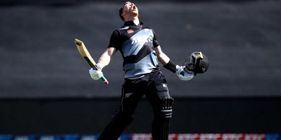 New Zealand batsman Glenn Phillips