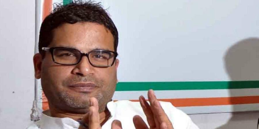Election strategist Prashant Kishor