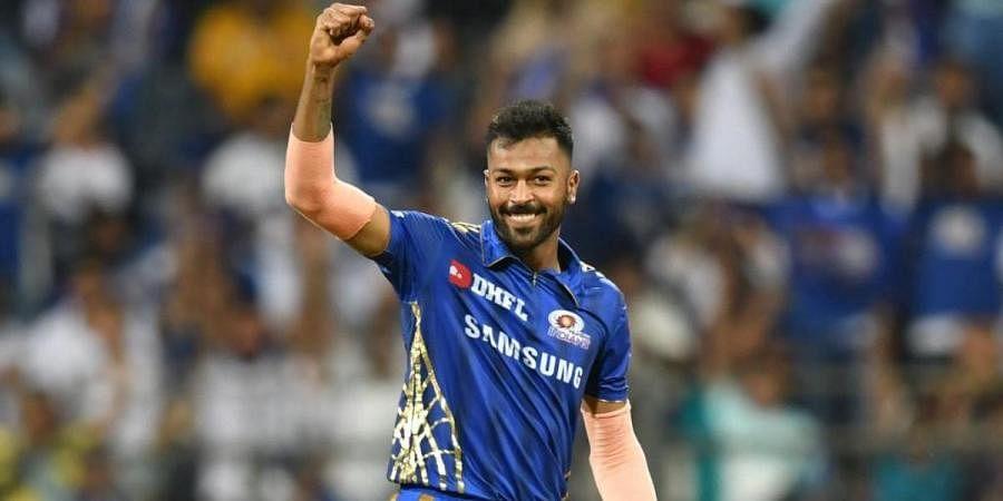 Mumbai Indians all-rounder Hardik Pandya