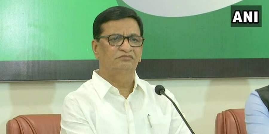 Maharashtra Revenue Minister Balasaheb Thorat