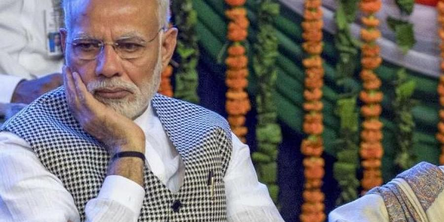 PM Modi's aunt dies during COVID-19 treatment- The New Indian Express